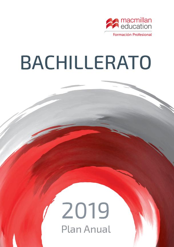Catalogo Bachillerato Plan Anual 2019