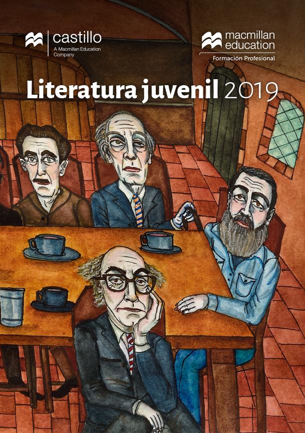 Catálogo de Literatura Juvenil 2019